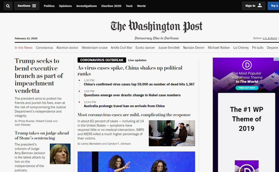 Il Washington Post