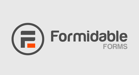 Formidable Forms Plugin avanzato per moduli WordPress