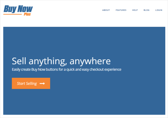 Sito Web BuyNow Plus