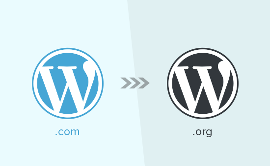 Переход с WordPress.com на WordPress.org