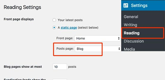 Finn din WordPress-bloggside
